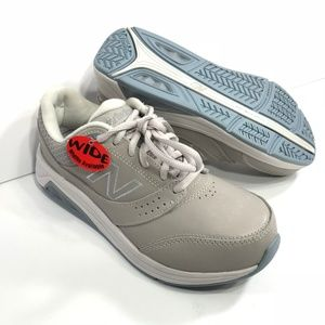 New Balance 928 Wide Walking Shoes Gray 5 Y0305 NWT